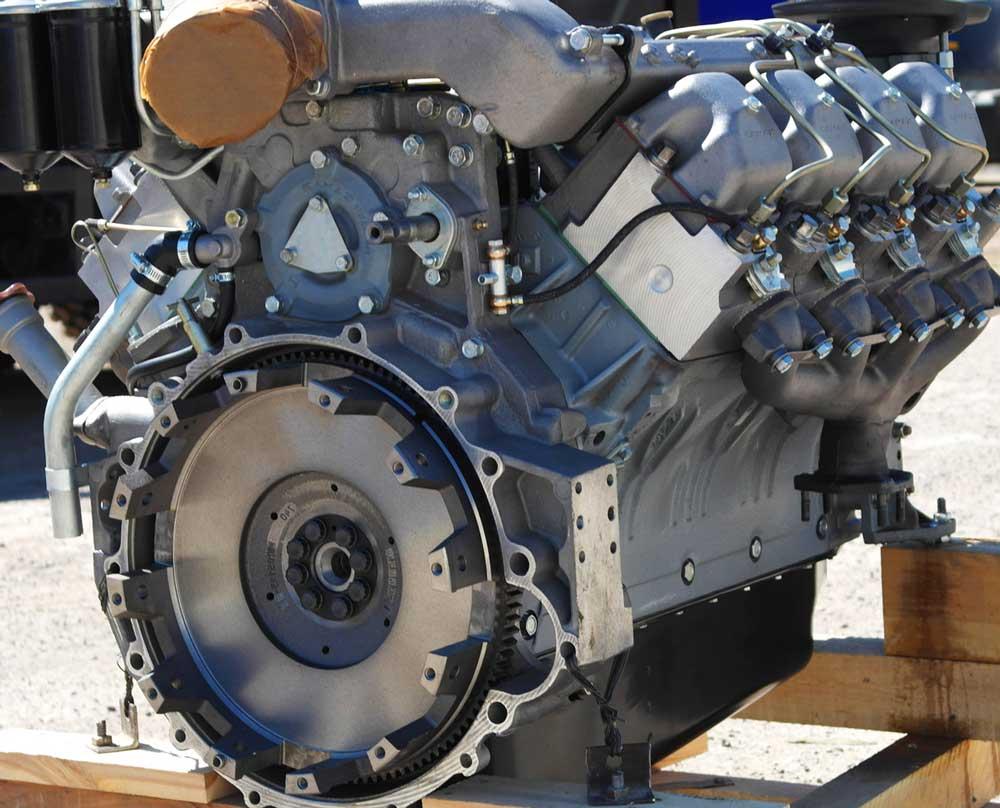 Двигатель КамАЗ 5410