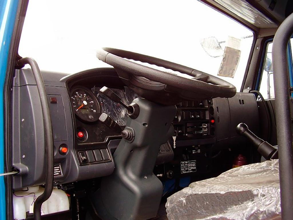 Кабина КамАЗ 65117