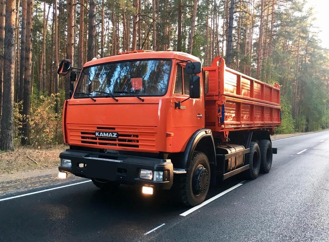 КамАЗ-45143 «сельхозник»